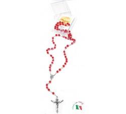 Rosario dello Spirito Santo con Scatolina Porta Rosario