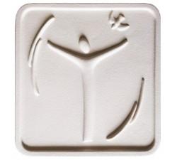 quadro moderno santissima trinità