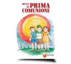 MESSA DI PRIMA COMUNIONE LIBRO