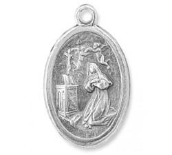 Medaglia devozionale Santa Rita