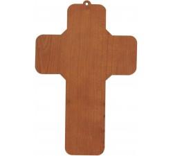 regalo battesimo crocifisso con preghiera