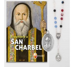 preghiere rosario e medaglia di San Charbel
