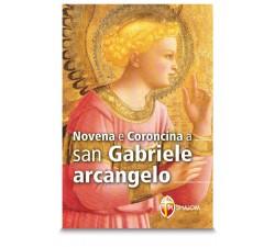 LIBRO NOVENA E CORONCINA A SAN GABRIELE ARCANGELO