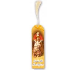 Segnalibro Ricordo sacramento prima confessione