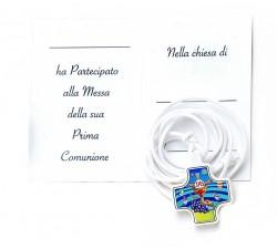 CROCE EUCARISTICA PRIMA COMUNIONE