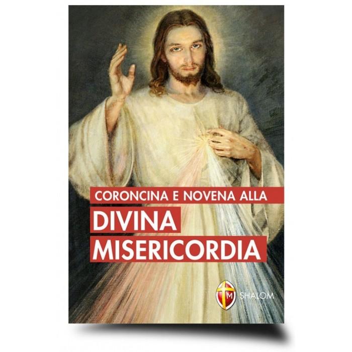 "LIBRO ""CORONCINA E NOVENA ALLA DIVINA MISERICORDIA"""