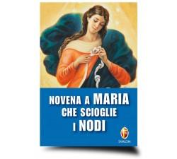 LIBRO NOVENA A MARIA CHE SCIOGLIE I NODI 9788884042590