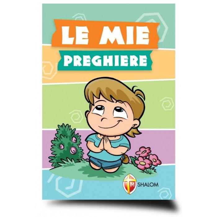"""LIBRO """"LE MIE PREGHIERE"""""""
