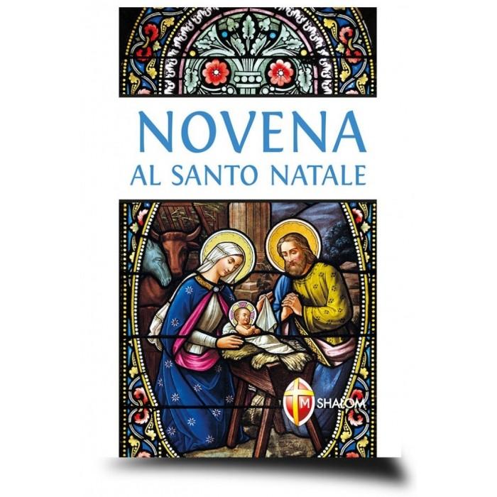 """LIBRO """"NOVENA AL SANTO NATALE"""""""