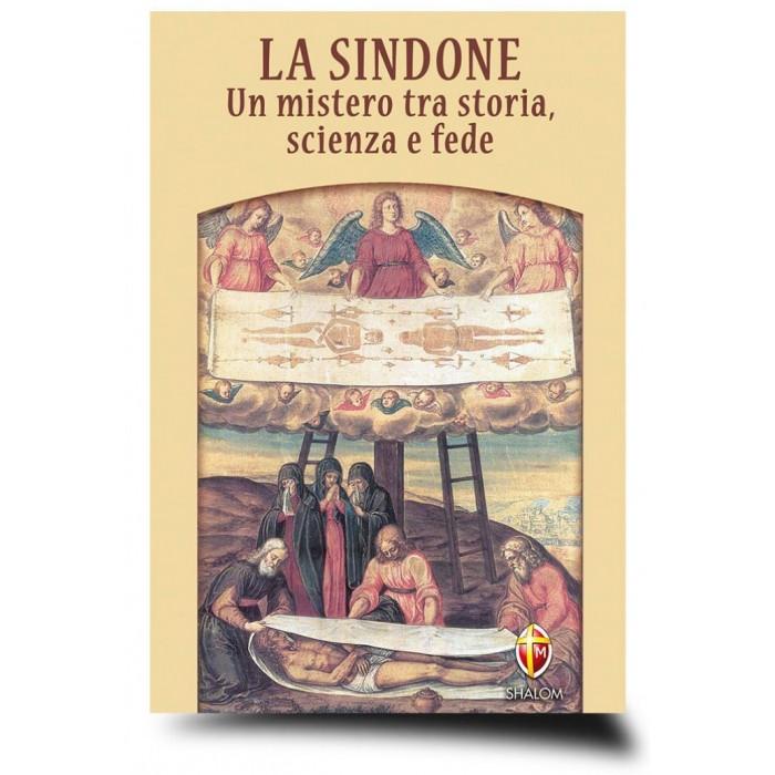 """LIBRO """"LA SINDONE. UN MISTERO TRA STORIA, SCIENZA E FEDE"""""""