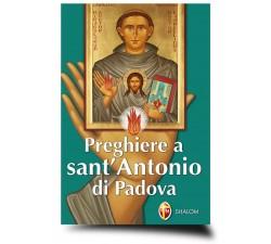 """LIBRO """"PREGHIERE A SANT'ANTONIO DI PADOVA"""""""