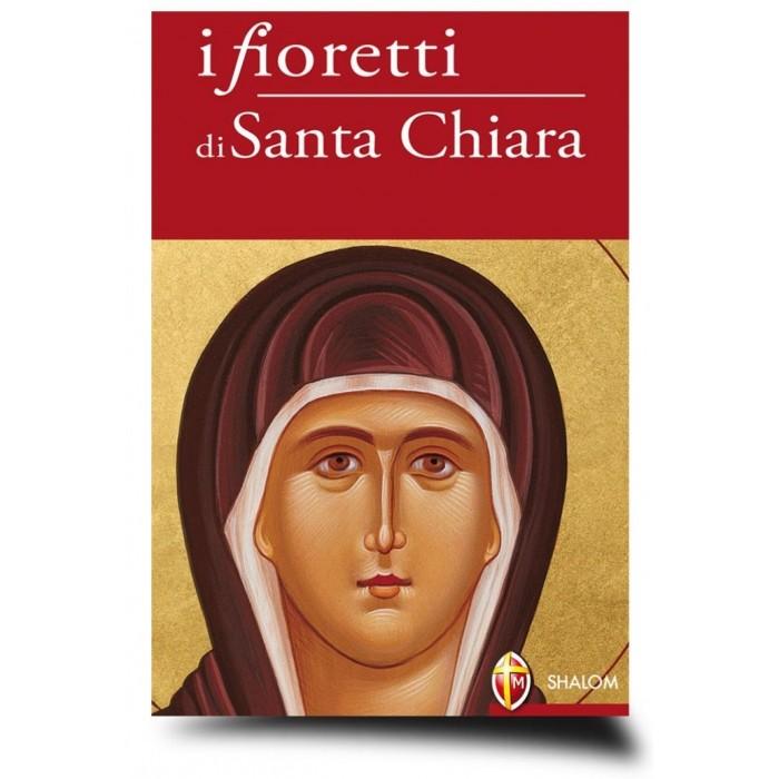"""LIBRO """"I FIORETTI DI SANTA CHIARA"""""""