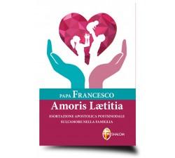 "LIBRO ""AMORIS LAETITIA. ESORTAZIONE APOSTOLICA POSTSINODALE S/AMORE N/FAMIGLIA"""