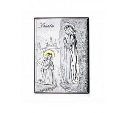 Quadro Santuario Madonna Lourdes