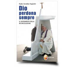 """LIBRO """"DIO PERDONA SEMPRE"""" Sacramento della confessione"""