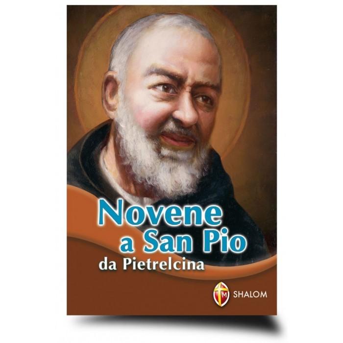 NOVENE A SAN PIO DA PIETRELCINA