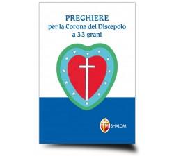 LIBRO PREGHIERE CORONA DEL DISCEPOLO