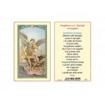 SANTINO PLASTIFICATO SAN MICHELE ARCNGELO (CONF. 25 Pz)