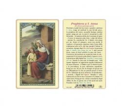 SANTINO PLASTIFICATO SANT' ANNA (CONF. 25 Pz)