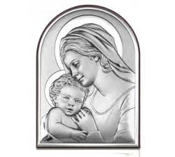 Quadro Ovale Sacra Famiglia