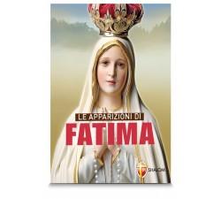 LE APPARIZIONI DI FATIMA LIBRO 9788886616881