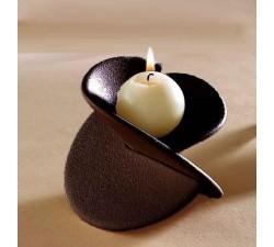 porta candele gres porcellanato