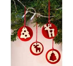 addobbi natalizi per albero di natale