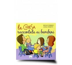 La Chiesa raccontata ai bambini Libro Edizioni Elledici