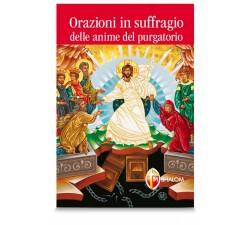 preghiere per le anime del purgatorio libro