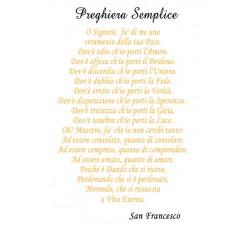 preghiera san francesco