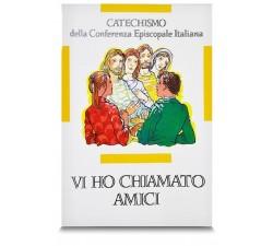 Libro catechismo Cresima per ragazzi da 11 a 12 anni
