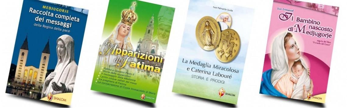 Apparizioni Mariane Libri | Artesacrashop