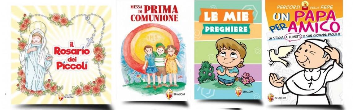 Libri Religiosi per Bambini | Artesacrashop