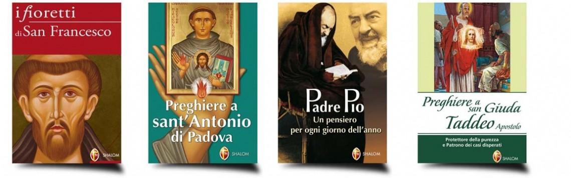 Libri sui Santi | Artesacrashop