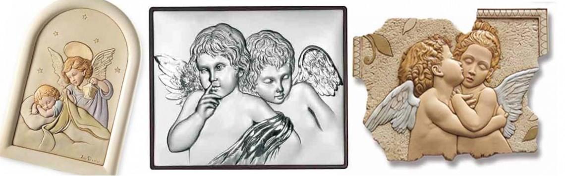 Quadri Moderni con Angeli | Artesacrashop
