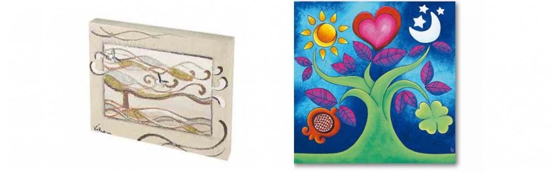 Albero della Vita | Quadri dipinti a mano