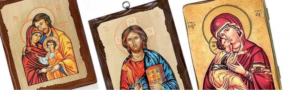 Icone sacre stampate su legno | Artesacrashop