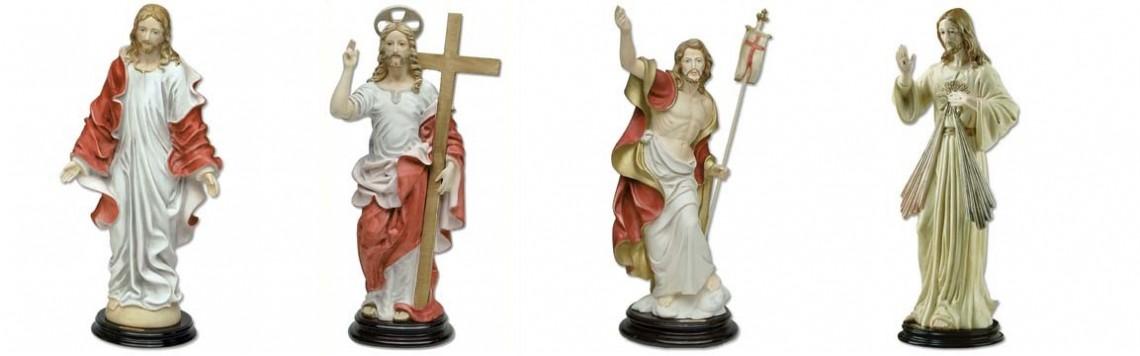 Statue Sacre Gesù