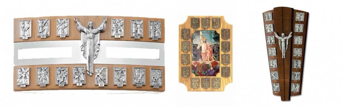 Quadri Via Crucis Moderni | Artesacrashop