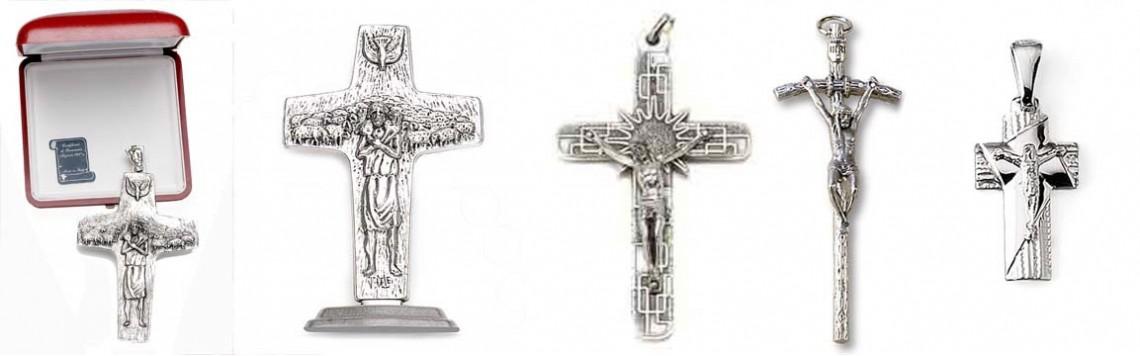 Crocifissi in Argento e Metallo | Artesacrashop