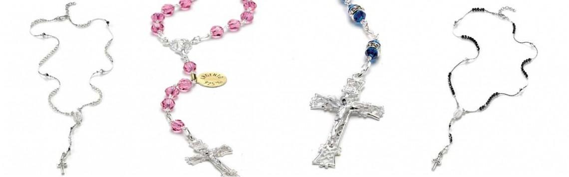 Rosari Preziosi di realizzazione italiana | Artesacrashop