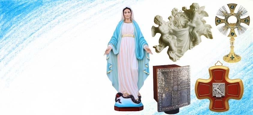 Vendita Statue Religiose e Arredi Sacri